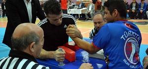 Türkiye Bedensel Engelliler Bilek Güreşi Şampiyonası
