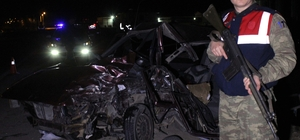 Kahramanmaraş'ta trafik kazası: 4 ölü, 3 yaralı
