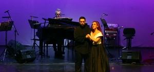 """Antalya'da """"Vals, Tango ve Opera"""" gecesi"""