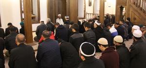 Edirne ve Kırklareli'nde gençler sabah namazında buluştu