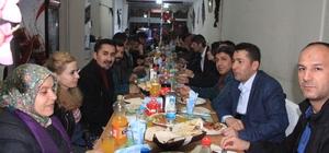HDP ve DBP'den dayanışma yemeği