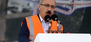 Tarsus Çamtepe Otoyolu Kavşağı Temel Atma Töreni