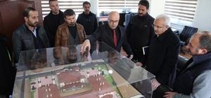 Erzincan Belediyesi şehre kalıcı eserler kazandırıyor