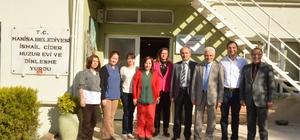 Türk Sağlık Sen yaşlıları unutmadı
