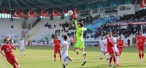 B.B. Erzurumspor: 2 - Pendikspor: 4