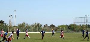 Düğerekspor, Datça'da şampiyonluk turu attı