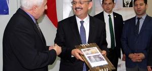 Çevre ve Şehircilik Bakanı Özhaseki Sinop'ta