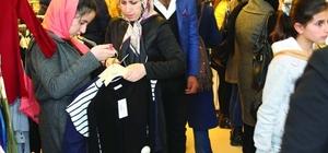 Van'da İranlı turist bereketi
