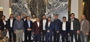 Belediye Başkanı Selim Yağcı, Uluslararası Doğaltaş ve Teknolojileri Fuarına katıldı