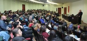Gaziantep'te Türk Mitolojisinden Perspektifler konferansı