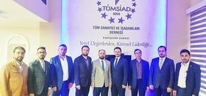 Osmanlı Ocaklarından TÜMSİAD'a ziyaret