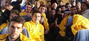 Tekirdağspor'a Cizre deplasmanında Eşkinat dopingi