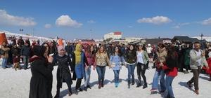 Erciyes 7. Uluslararası Engelliler Kar Festivali yapıldı