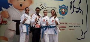 Darıcalı karateciler Balkan Şampiyonu oldu