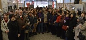 Başkan Ataç kadın üreticiler ile bir araya geldi