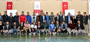 KYK Erzincan'da turnuva coşkusu