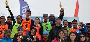 Kar Voleybolu Üniversiteler Arası Erciyes Kupası tamamlandı