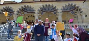 'Ailecek Camideyiz' etkinliğine yoğun ilgi