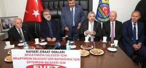 """AK Parti Kayseri Milletvekili Taner Yıldız, """"16 Nisan Oylaması Bir Parti Oylaması Değil"""""""