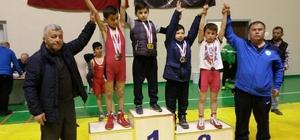 Dursunbey Belediyespor'lu Güreşçilerden bir başarı daha