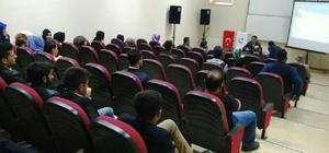 Erasmus öğrenci öğrenim hareketliliği konulu bilgilendirme toplantısı