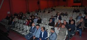 Sandık görevlilerine referandum eğitimi