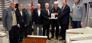 Başkan Kayda, SAMARÇE Derneğini ağırladı