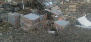 Başkale'de 33 bin paket kaçak sigara ele geçirildi