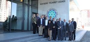 KTO, 27001 Bilgi Güvenliği Yönetim Sistemi Belgesini Yeniledi