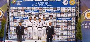 Osmangazili Judocu Avrupa Şampiyonu