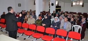 Umrecilere bilgilendirme seminerleri düzenleniyor