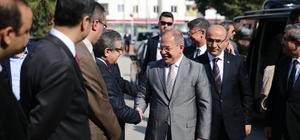 Sağlık Bakanı Akdağ, Adana'da