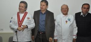 MAD'dan MYO Öğrencilerine Türk Mutfağı ve Sofra Adabı Paneli