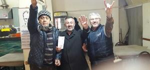 AK Parti Bilecik Merkez İlçe Teşkilatından köylere çıkartma