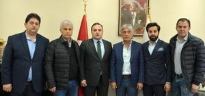 B.B.Erzurumspor Teknik Direktörlüğüne getirilen Kılıç: 'Erzurum'da şampiyonluğu kucaklamak istiyoruz'