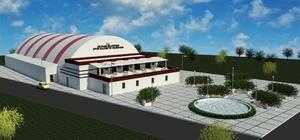 Diliskelesi'ne spor kompleksi inşa edilecek