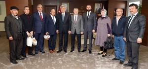 """Başkan Karaosmanoğlu: """"Kaliteli ve verimli üretimi teşvik ediyoruz"""""""