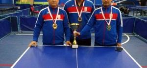 MSKÜ Kurumlar Arasında Masa Tenisi Şampiyonu Oldu