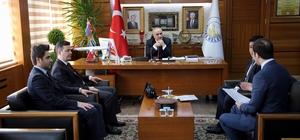 Sivas UNESCO'nun Yaratıcı Şehir Ağı'na başvuracak