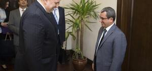 Belarus Dışişleri Bakan Yardımcısı Kravchenko Türkiye'de