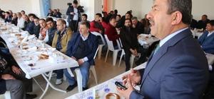 Başkan Karabacak'tan kapalı pazar müjdesi