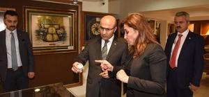 Vali Demirtaş'tan Adana Olgunlaşma Enstitüsü'ne ziyaret