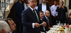 Milli Eğitim Bakanı Yılmaz Kilis'te