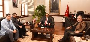 Kastamonu Üniversitesi Rektörü Prof. Dr. Seyit Aydın;