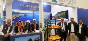Ortaca, 2017 Travel Expo Ankara Fuarında tanıtıldı