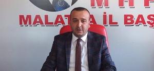 MHP Battalgazi İlçe Başkanı Gökhan Şahin istifa etti