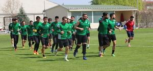 Denizlispor'da Altınordu maçı hazırlıkları