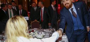 Dünya Etnospor Konfederasyonu Başkanı Erdoğan: