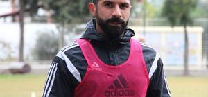 Aydınlı Serkan Özdemir en iyi sezonunu yaşıyor