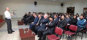Futbolda iletişim semineri